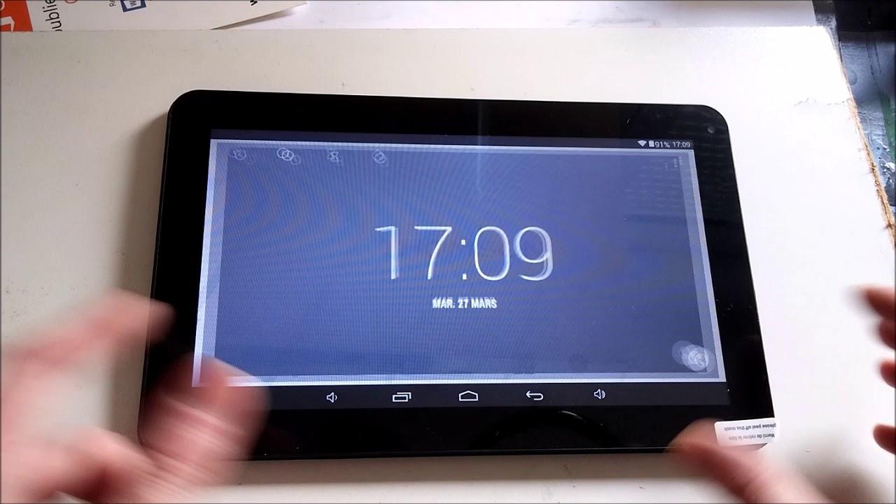 démo et test tablette Thomson teo 10.1 pouce - YouTube 8c4249cbebff