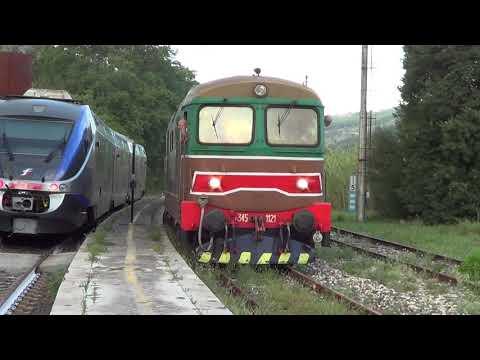 Danube Express nel Sud Est della Sicilia il 24/8/2018