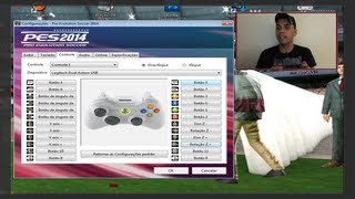 Configurar Joystick No Pro Evolution Soccer 2014