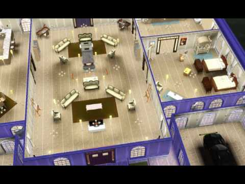 The sims 3 casa 2 casa perfetta youtube for Casa perfetta