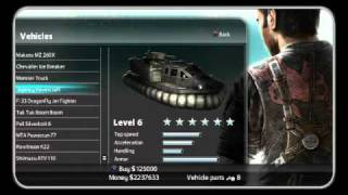 Just Cause 2 all black market items & all DLC