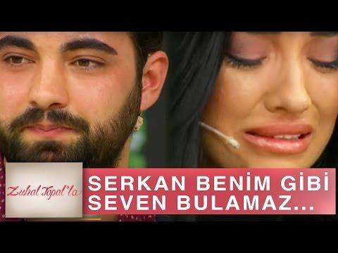 Zuhal Topal'la 171. Bölüm (HD) | Serkan ve Esin Canlı Yayında Neden Gözyaşlarına Boğuldu?