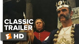 The Man Who Would Be King (1975) Official Trailer - Sean Conne…