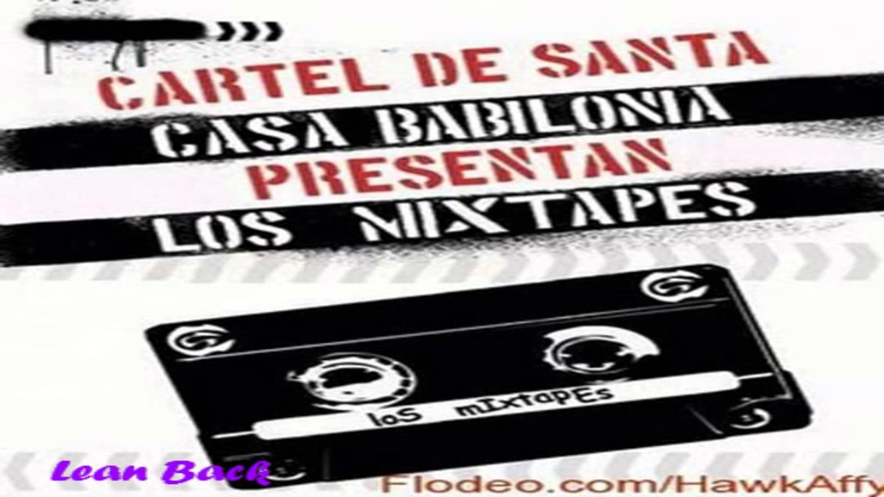 cartel de santa mixtape casa babilonia compilado vol.ii