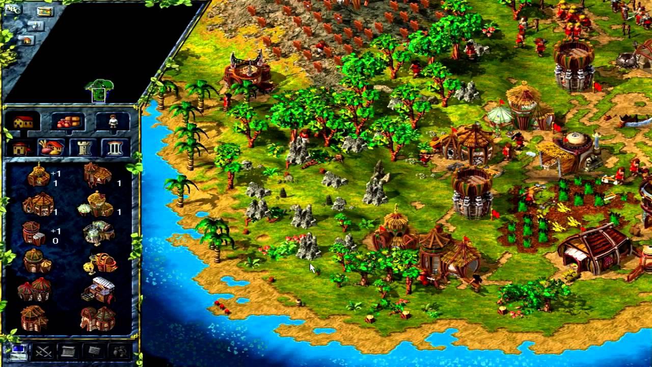 settlers 3 amazonki