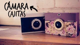 Haz cajitas en forma de cámara! (Anie) streaming