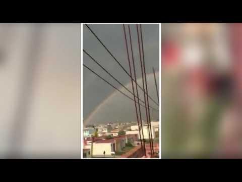 Tornado en san pablo autopan se lleva una casa / imágenes reales / Abraham y Anahi / Vlogs