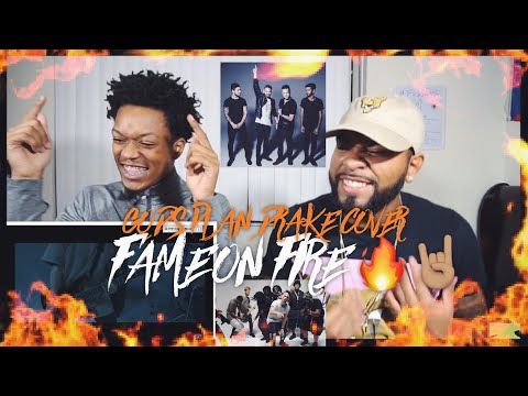 God's Plan - Drake (Fame On Fire Rock Cover) Trap Goes Punk | FVO Reaction