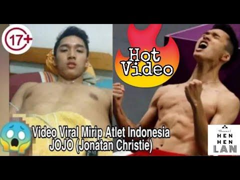 Video Viral Mirip Atlet Indonesia Jojo (Jonatan Christie) Beredar