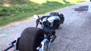 My home made batpod batbike