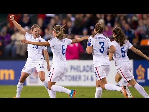 WNT vs. Haiti: Highlights - Oct. 20, 2014 from YouTube · Duration:  5 minutes 16 seconds