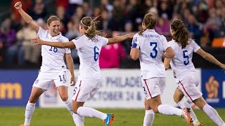 WNT vs. Haiti: Highlights - Oct. 20, 2014