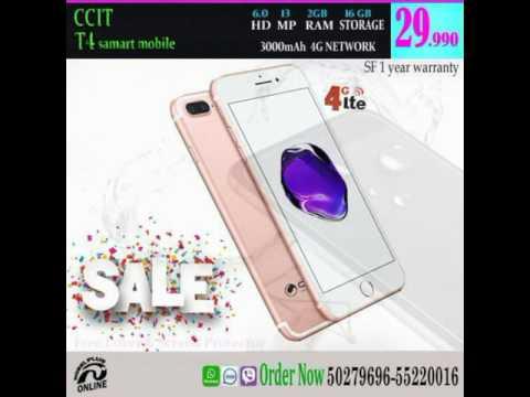 CCIT T4 Smartphone - nobelplus online