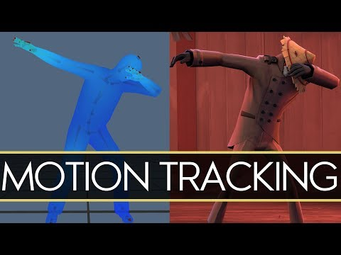 SFM CHALLENGE: Custom TF2 Taunts with Motion Tracking!