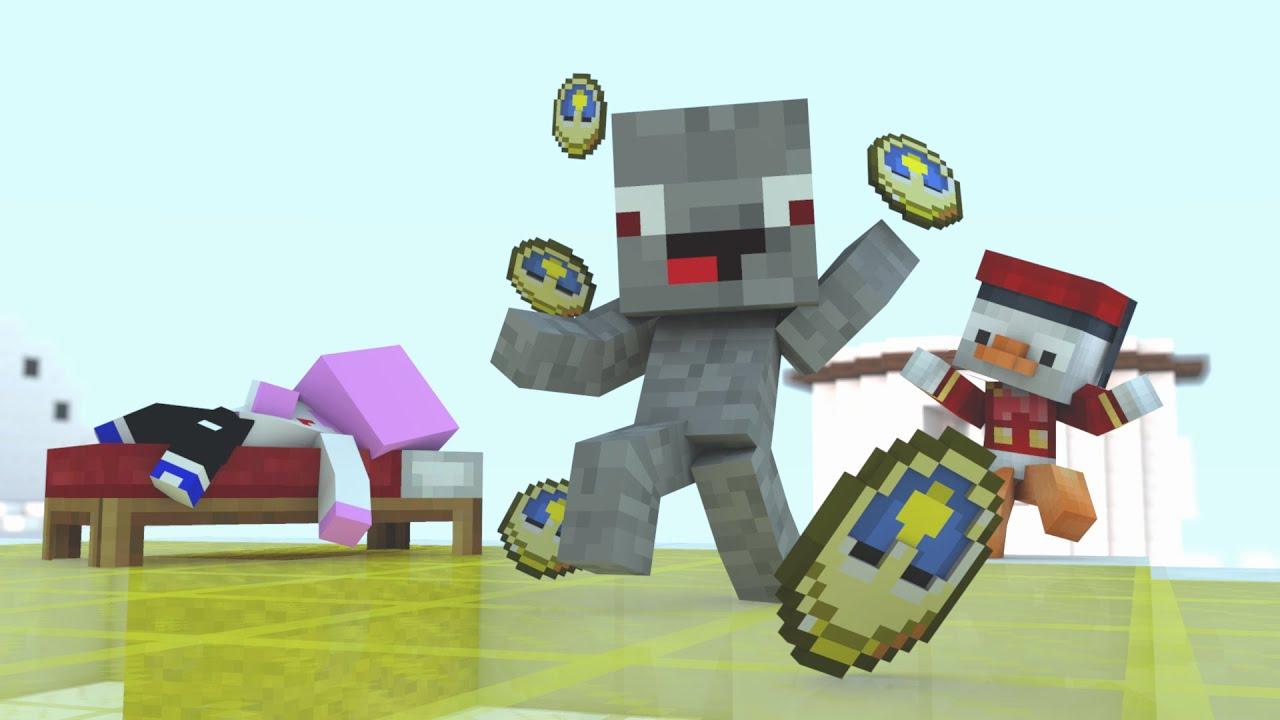 FUNNY BABY QUICK BEDWARS GAME Minecraft Baby Adventures - Minecraft spielen youtube