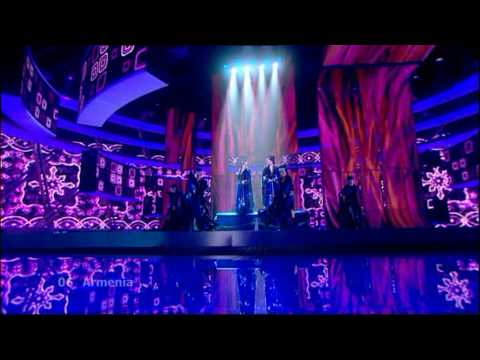 Eurovision 2009 Semi Final 1 06 Armenia *inga & Anush* *Jan Jan* 16:9 HQ