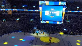 "St. Louis Blues Win Game 4 - Crowd Goes Wild With ""Gloria"""