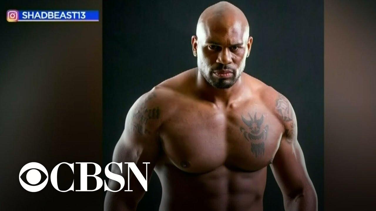 Body of Former Pro Wrestler Shad Gaspard Found on Beach