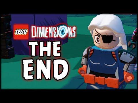 LEGO Teen Titans Go! - Part 5 - The Ending! (Lego Dimensions)