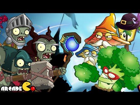 Plants Vs Zombies 2: New World Update News Revealed - YouTube