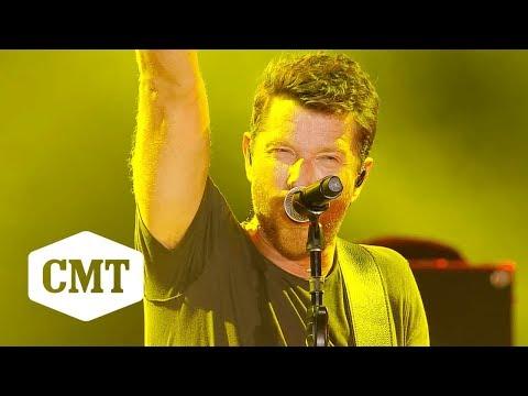 "Brett Eldredge Performs ""Love Someone"" | CMT's Let Freedom Sing!"