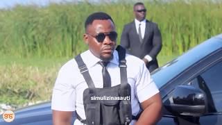 Ni Hatari: Harmonize atinga kwenye uzinduzi wa Zamaradi TV na bodyguards 8, msafara wake UNATISHA