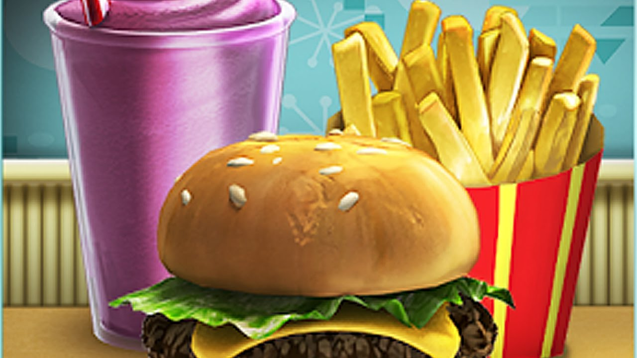 My burger shop fast food game for iphone and android youtube.
