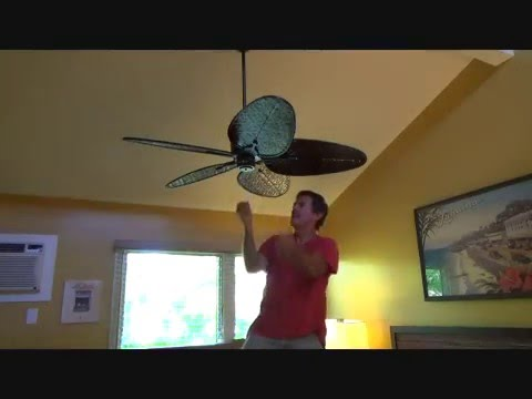 How to fix a ceiling fan stuck on medium or slow speedrt 1 how to fix a ceiling fan stuck on medium or slow speedrt 1 youtube aloadofball Images