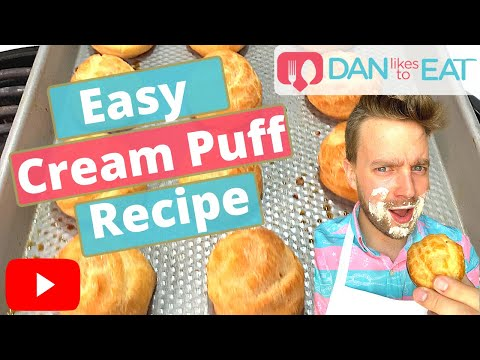 how-to-make-cream-puffs-at-home-easy