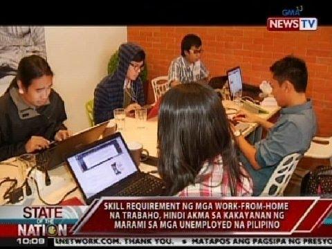 Assignment Pilipinas: Telecommuting o work from home, papausbong na work scheme sa Pilipinas