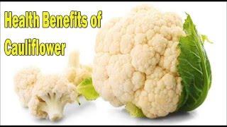 गोभी के फ़ायदे health benefits of cauliflower phoolgobhi ke fayde hindi mein