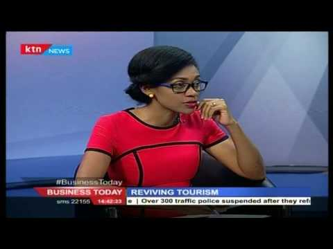 Business Today 10th June 2016 Reviving Kenya's Tourism Sector