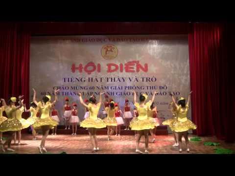 Thu Hà Nội - Trường THCS Nam Từ Liêm
