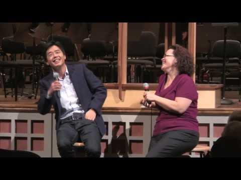 Oregon Symphony and All-Classical Portland Concert Conversation, 12 Oct. 2013