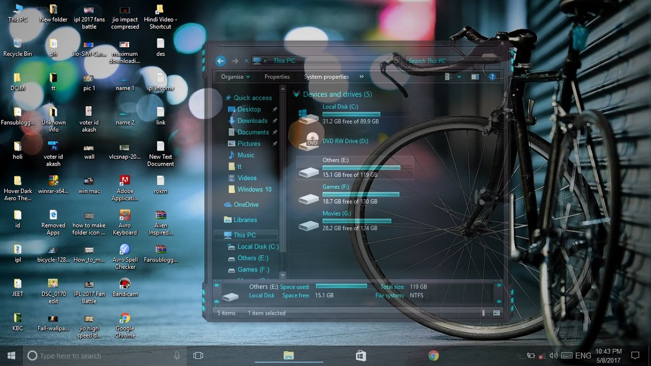 microsoft windows 10 themes free download