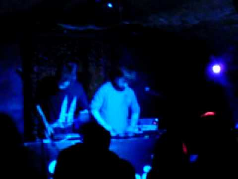 MOUNT KIMBIE, live @ Nuspirit Club, Bratislava mp3