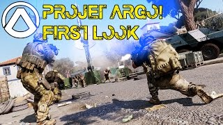 Project Argo: First Look! Multiplayer PvP Gameplay (Small-scale Arma 3 Shooter)
