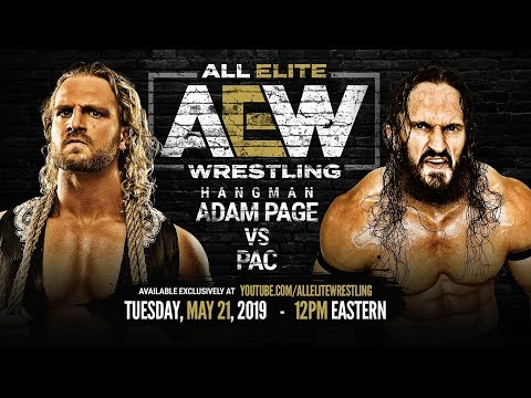 AEW giving 'Hangman' Adam Page the chance he's been fighting 11 years for