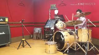 【叩いてみた】ポルカドットスティングレイ/テレキャスター・ストライプ(全知全能Ver.)【Drum cover】