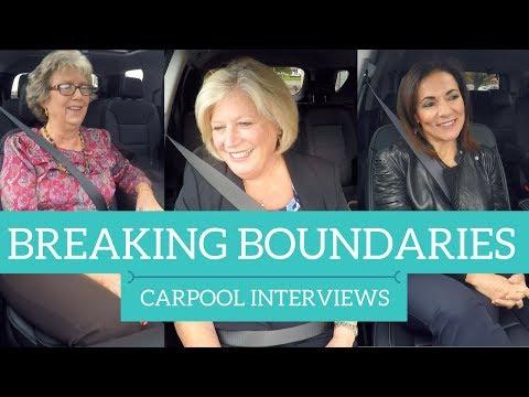 YBI's Women in Entrepreneurship Presents: Breaking Boundaries Carpool Karaoke