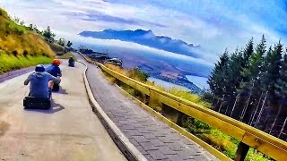 High Speed Luge One Take! with FunForLouis