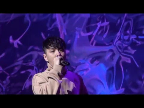 160213 SIMON Dominic - AOMG Concert Busan