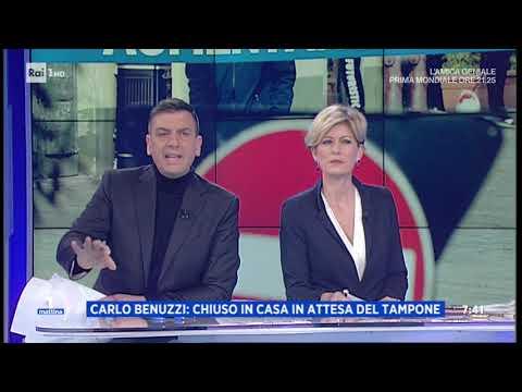 Italia del nord: aumentano i contagi - Unomattina 24/02/2020