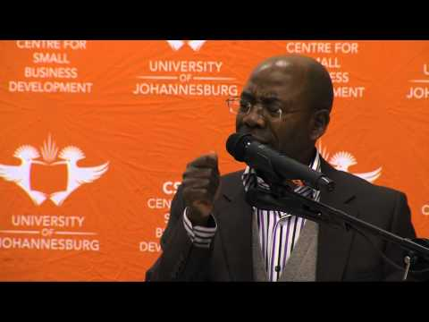 UJ's Faculty of Management - Soweto Conversations