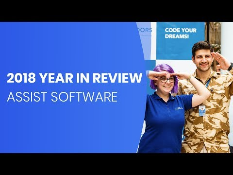 Best moments of 2018 | ASSIST Software | 2018 Year in review