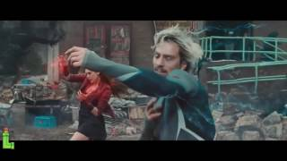 All Scarlet Witch Fight Scenes....!!!