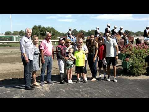video thumbnail for MONMOUTH PARK 9-20-19 RACE 3