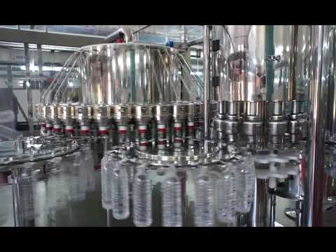 Karen water bottle factory project