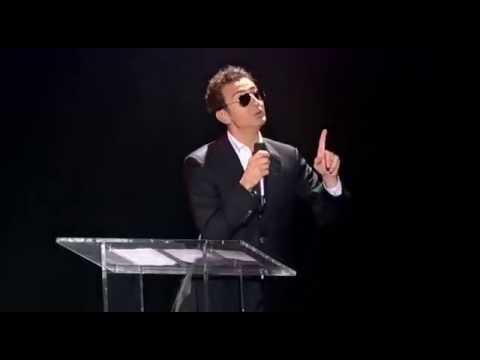 Nicolas Sarkozy par Gérald Dahan #2 - Spectacle De Droite à Gauche - Casino de Paris - 2009