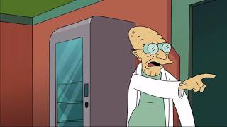 Futurama- Professor Farnsworth Teaches about Scam Emails
